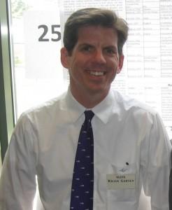 Dr. Kilian Garvey, University of Louisiana, Monroe